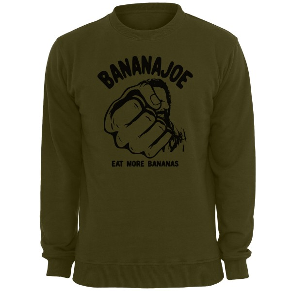 Banana Joe Sweatshirt #3 - Khaki
