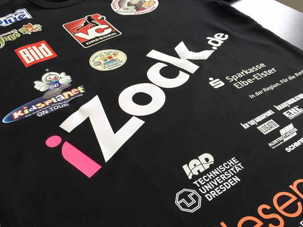 hot sale online 25ae5 c1004 T-Shirts bedrucken - eine Kunst für sich | Shirtmacher-Shop