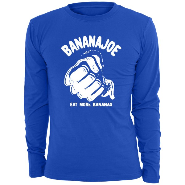 Banana Joe Longsleeve #3 - Royal