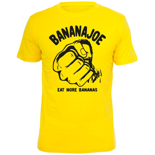Banana Joe Premium T-Shirt No 3 - Gelb