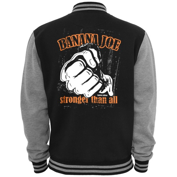 Banana Joe Collegejacke - Back
