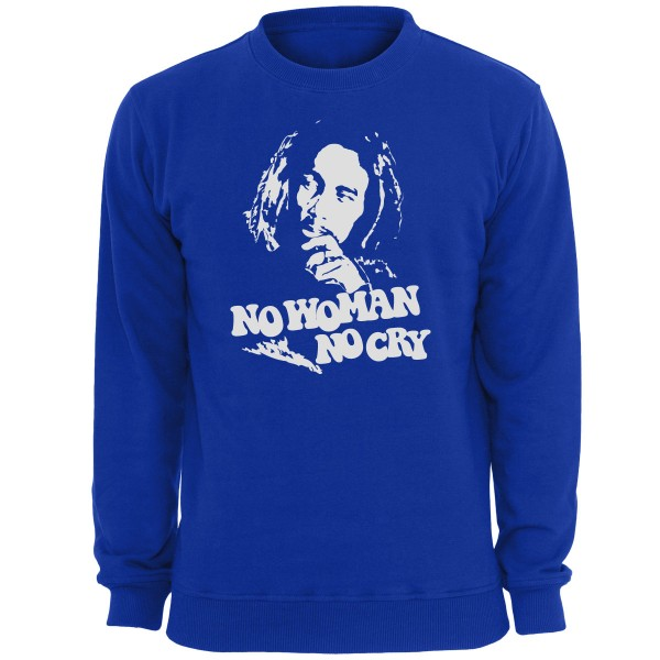 Bob Marley Sweatshirt - Royal