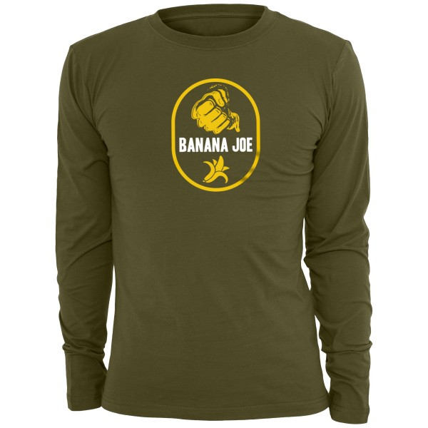 Banana Joe Longsleeve - Khaki