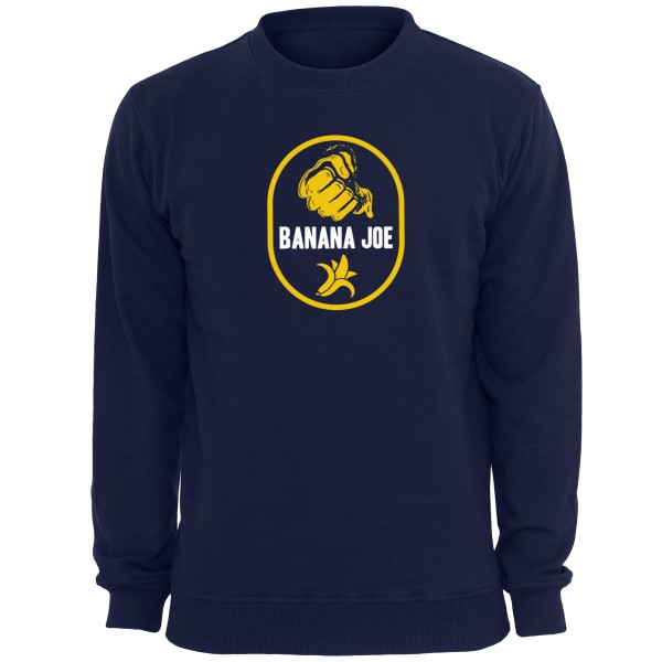 Banana Joe Sweatshirt - Navy