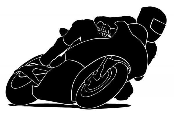 Wandtattoo MotoGP 2 Rennklasse Motiv #188